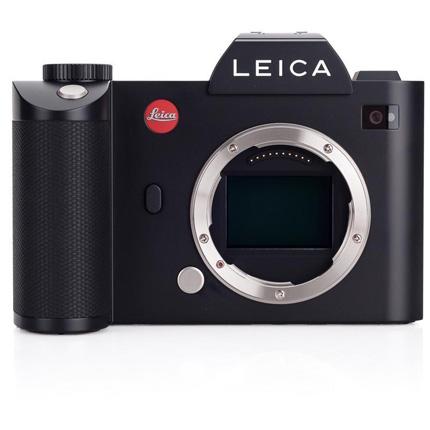 Leica SL (Typ 601) Mirrorless Digital Camera Black