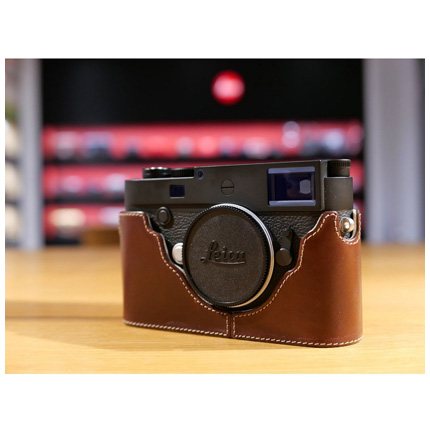 Leica Protector M10-D Brown Leather