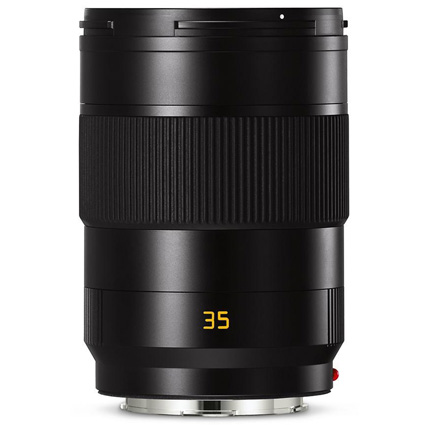 Leica APO Summicron SL 35mm f/2 ASPH Lens Black Anodised