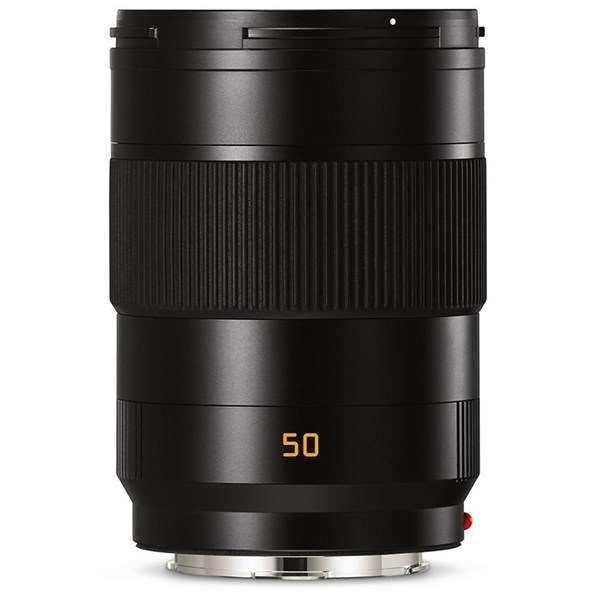 Leica APO-SUMMICRON-SL 50 f/2 ASPH lens Black Anodised