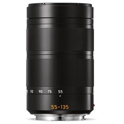 Leica APO Vario Elmar T 55-135mm f/3.5-4.5 ASPH Lens Black Anodised
