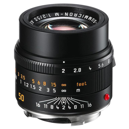 Leica APO Summicron M 50mm f/2 ASPH Lens Black Anodised Video 02