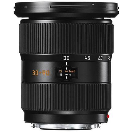 Leica 30-90mm f/3.5-5.6 Vario Elmar S ASPH Lens Black Anodised