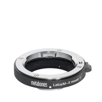 Metabones Leica M to X-Mount Adapter T -  Matt Black