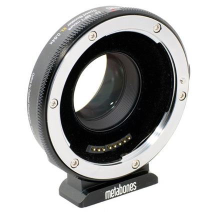 Metabones Canon EF Lens To Micro 4/3 T Speed Booster ULTRA 0.71x Adapter
