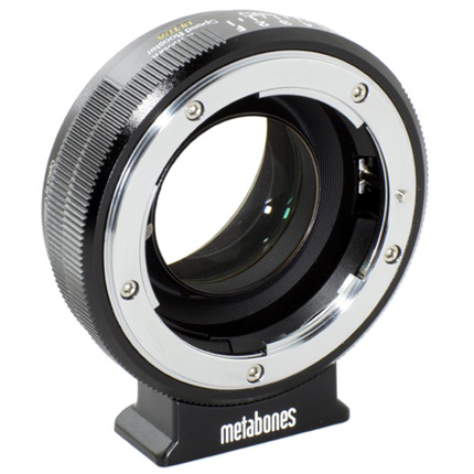 Metabones Nikon G Lens To Sony E Camera Speed Booster ULTRA 0.71x Adapter