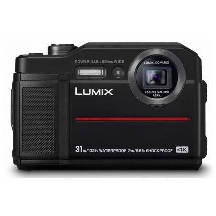 Panasonic Lumix DC-FT7 Waterproof Tough Camera Black