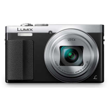 Panasonic Lumix DMC-TZ70 Compact Digital Camera Silver