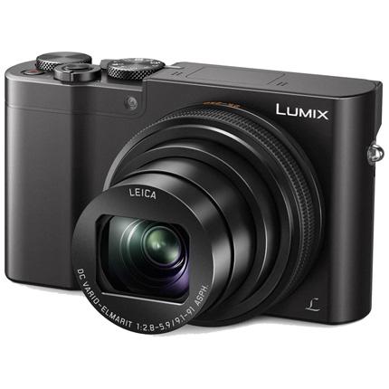 Panasonic Lumix DMC-TZ100 Compact Digital Camera Black