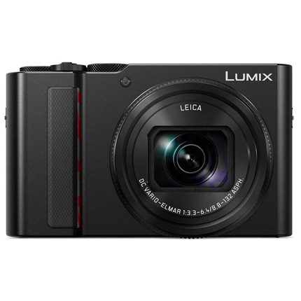 Panasonic Lumix DC-TZ200 Compact Digital Camera Black