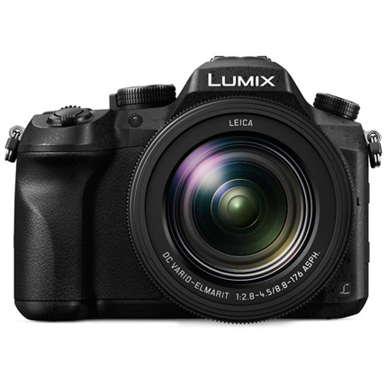 Panasonic Lumix DMC-FZ2000 Bridge Camera Black