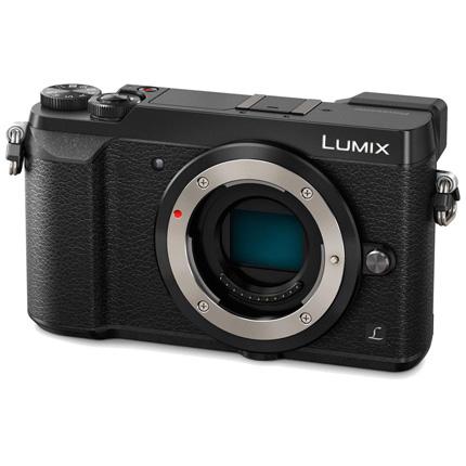 Panasonic LUMIX DMC-GX80 Mirrorless Compact System Camera