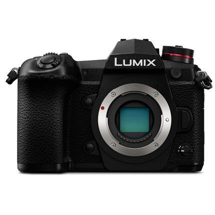 Panasonic Lumix DC-G9 Mirrorless Micro Four Thirds Camera Body Black
