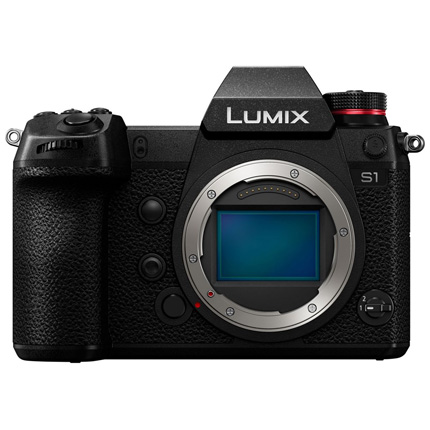 Panasonic Lumix DC-S1 Full Frame Mirrorless Camera Body