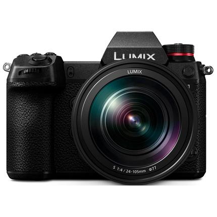 Panasonic Lumix DC-S1 Full Frame Mirrorless Camera With 24-105mm Lens