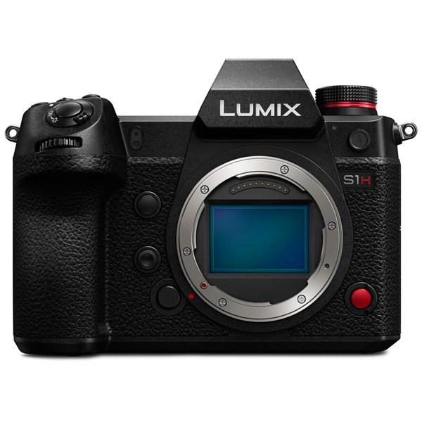 Panasonic Lumix DC-S1H Full Frame Mirrorless Camera Body