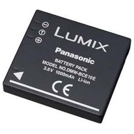 Panasonic DMW-BCM13 battery for TZ40, FT5, LZ40 and ZS30