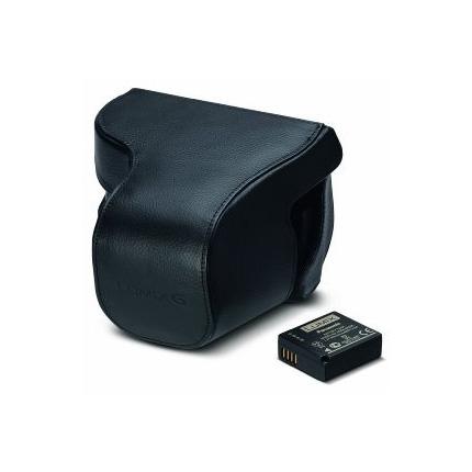 Panasonic GX7 Leather Case + Battery Kit