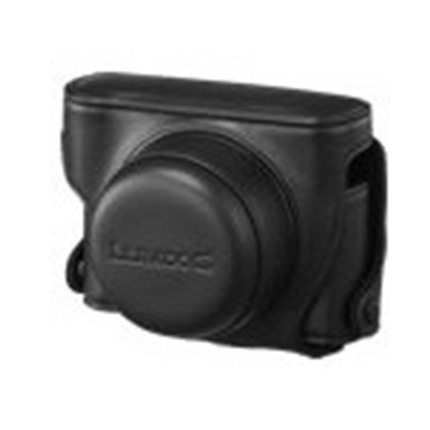 Panasonic DMW-CGK3E-K Black Leather Case for the GF2