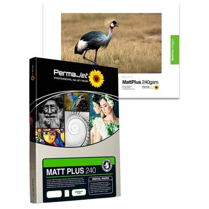 PermaJet Matt/Plus - 240gsm A4 50 Pack