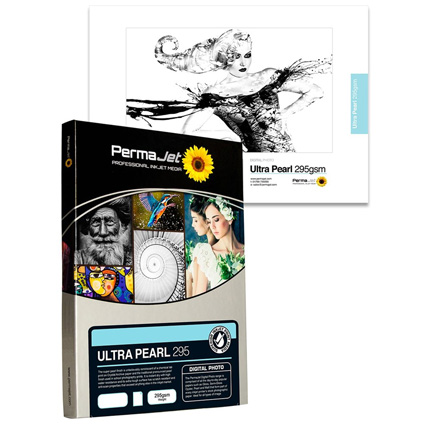 PermaJet Ultra PEARL 295gsm - A2 25 Pack
