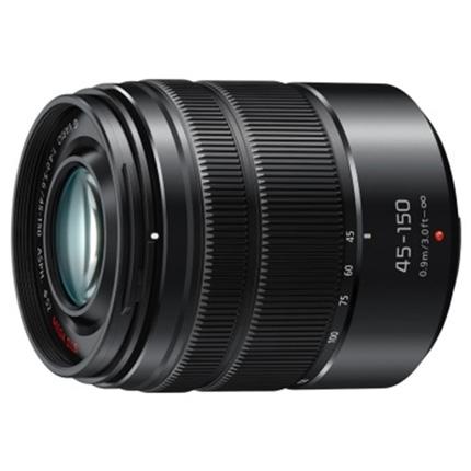 Panasonic Lumix G Vario 45-150mm f/4-5.6 ASPH MEGA O.I.S. Lens