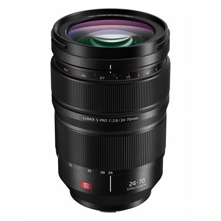 Panasonic Lumix S Pro 24-70mm f2.8 L-Mount Mirrorless Zoom Lens