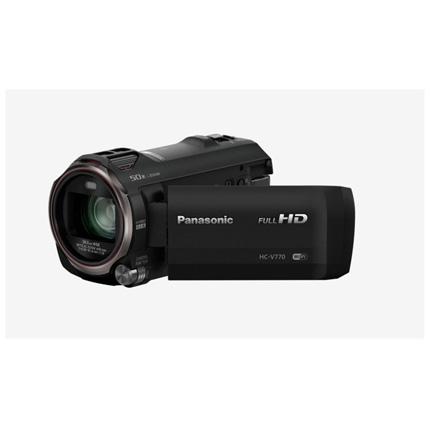 Panasonic HC-V770EB Black HD Camcorder