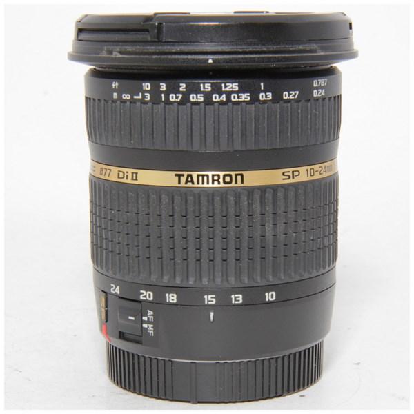 Used Tamron 10-24mm F/3.5-4.5 Di II