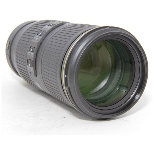 Used NIkon 70-200mm F/4G VR Lens Unboxed
