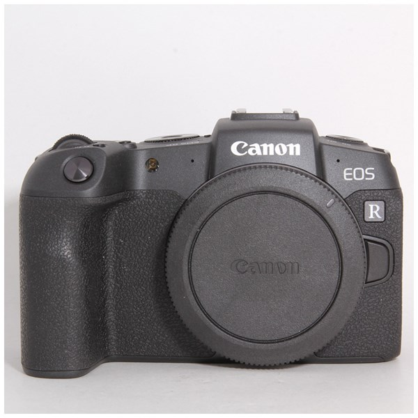 Used Canon EOS RP Body - Boxed