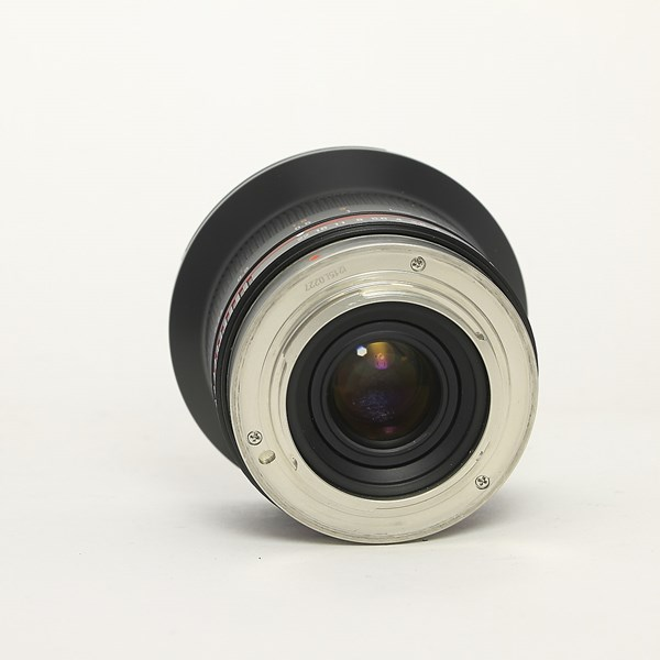 Used Samyang 12mm F/2 NCS MFT mount