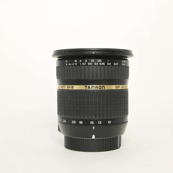 Used Tamron SP 10-24mm F/3.5-4:5 Di II LD IF Nikon fit