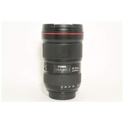 Used Canon 16-35mm f/2.8L III USM Lens - Boxed