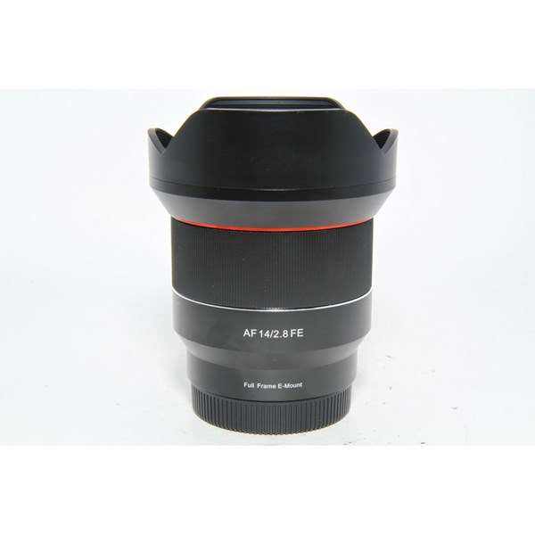 Used Samyang AF 14mm f/2.8 Lens Sony FE Fit - Boxed