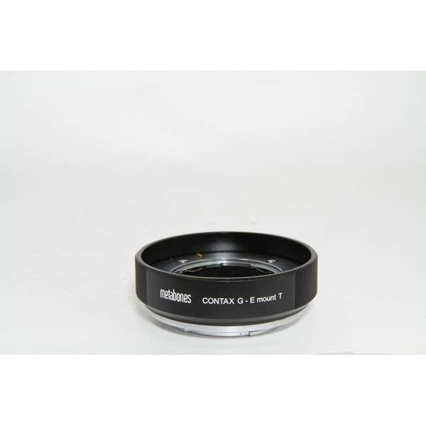 Used Metabones Contax G to Sony E-mount T Adapter - Boxed