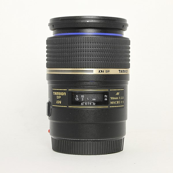 Used Tamron 90mm F/2.8 SP Di Macro Sony A mount