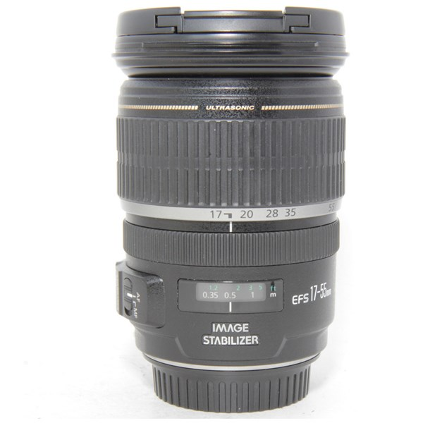 Used Canon 17-55mm F/2.8 IS USM Lens Boxed