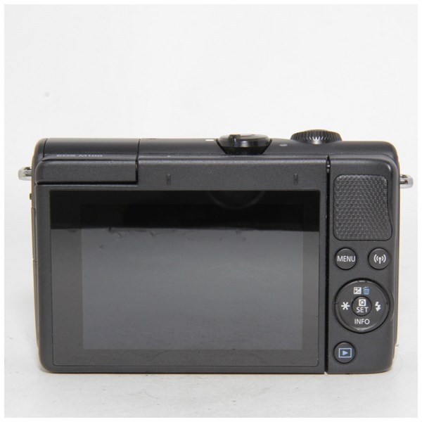 Used Canon M100 Body Black Boxed
