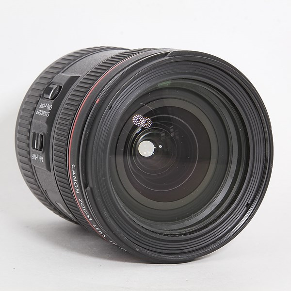 Used Canon 24-70mm f/4L IS USM