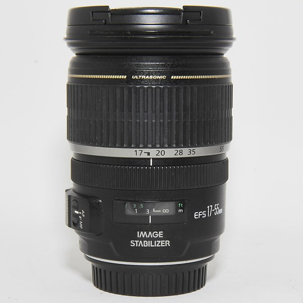 Canon 17-55mm f2.8 IS USM Lens