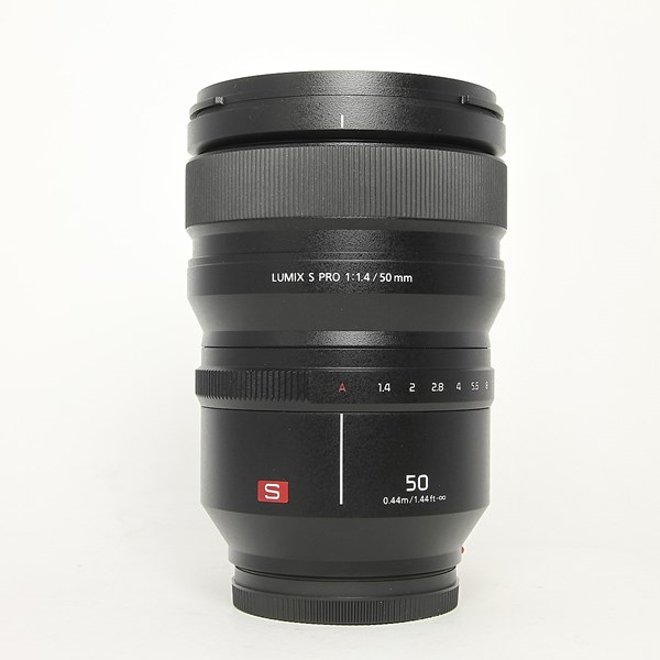 Used Panasonic 50mm F/1.4 S Pro
