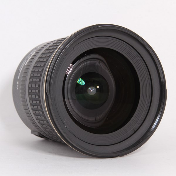 Used Nikon 12-24mm f/4G ED DX - Un-Boxed