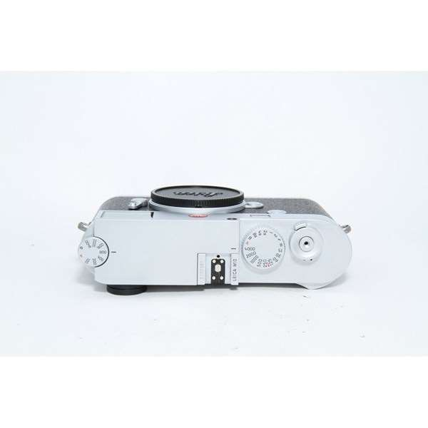 Used Leica M10 Body Silver - Boxed