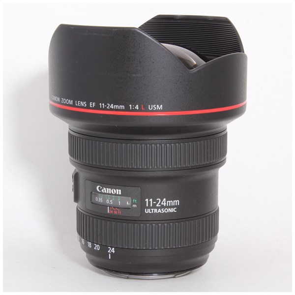 Used Canon 11-24mm f/4L USM
