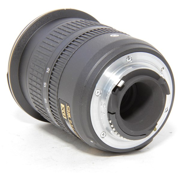 Used Nikon 12-24mm f/4G DX Lens Boxed