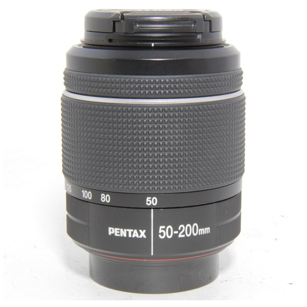 Used Pentax 50-200mm f/4-5.6 ED WR Lens Unboxed