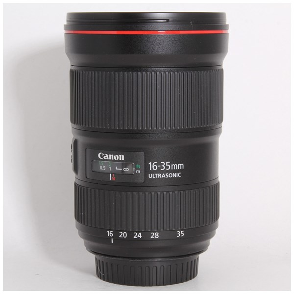 Used Canon 16-35mm f/2.8L USM III - Boxed