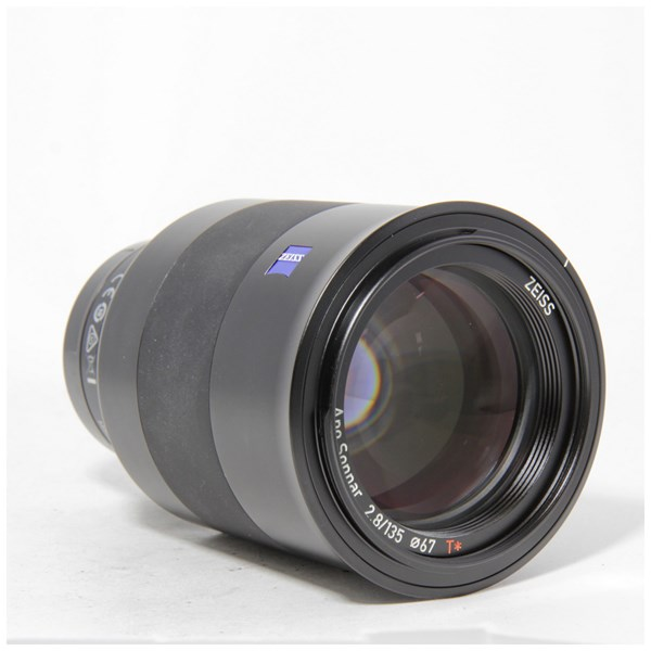 Used Zeiss Batis 135mm F/2.8 Sony E Mount Boxed
