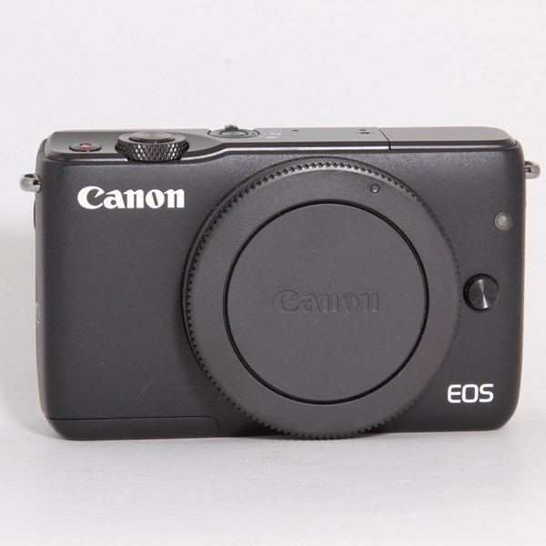 Used Canon M10 Body - Boxed